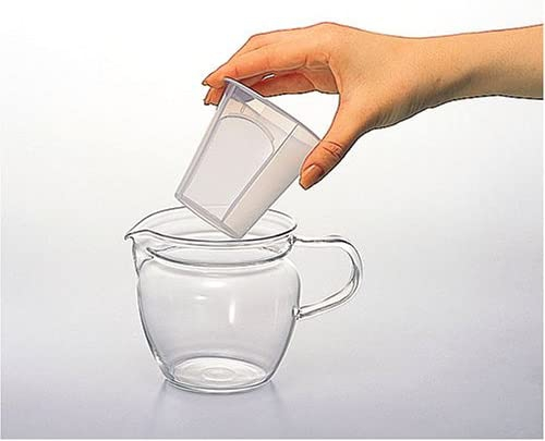 HARIO(ハリオ) 茶茶 なつめ  CHRN-2N クリアの商品画像2