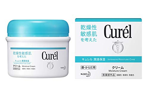 Curél(キュレル)クリーム (ジャー)の商品画像