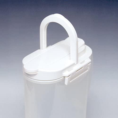 岩崎工業 冷水筒 フェローズ ハンディプッシュ 2.8L K-298NW クリアの商品画像5