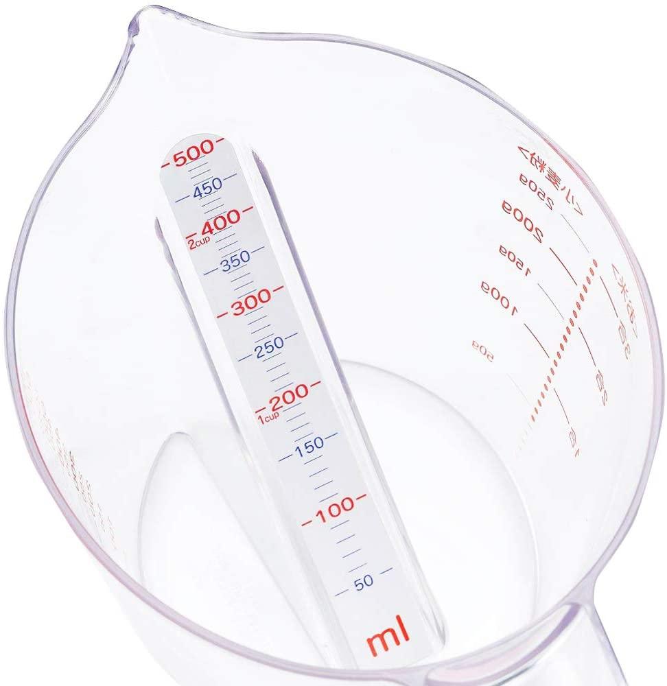 貝印(KAI) 見やすい計量カップ(600ml) DH7024の商品画像4
