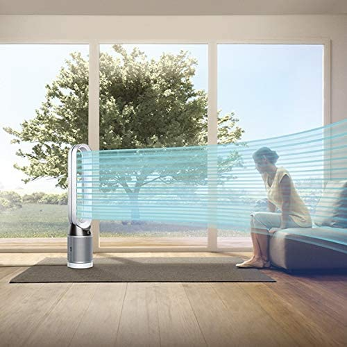 Dyson(ダイソン) Pure Cool 空気清浄タワーファン TP04 WS Nの商品画像4