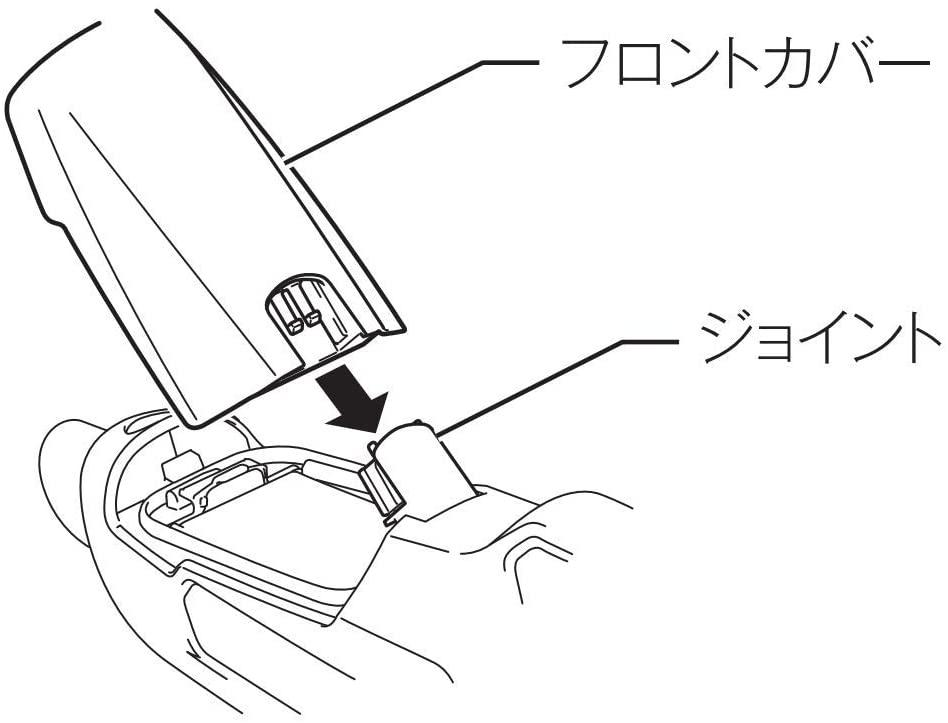 makita(マキタ) 充電式クリーナ CL107FDSHWの商品画像9