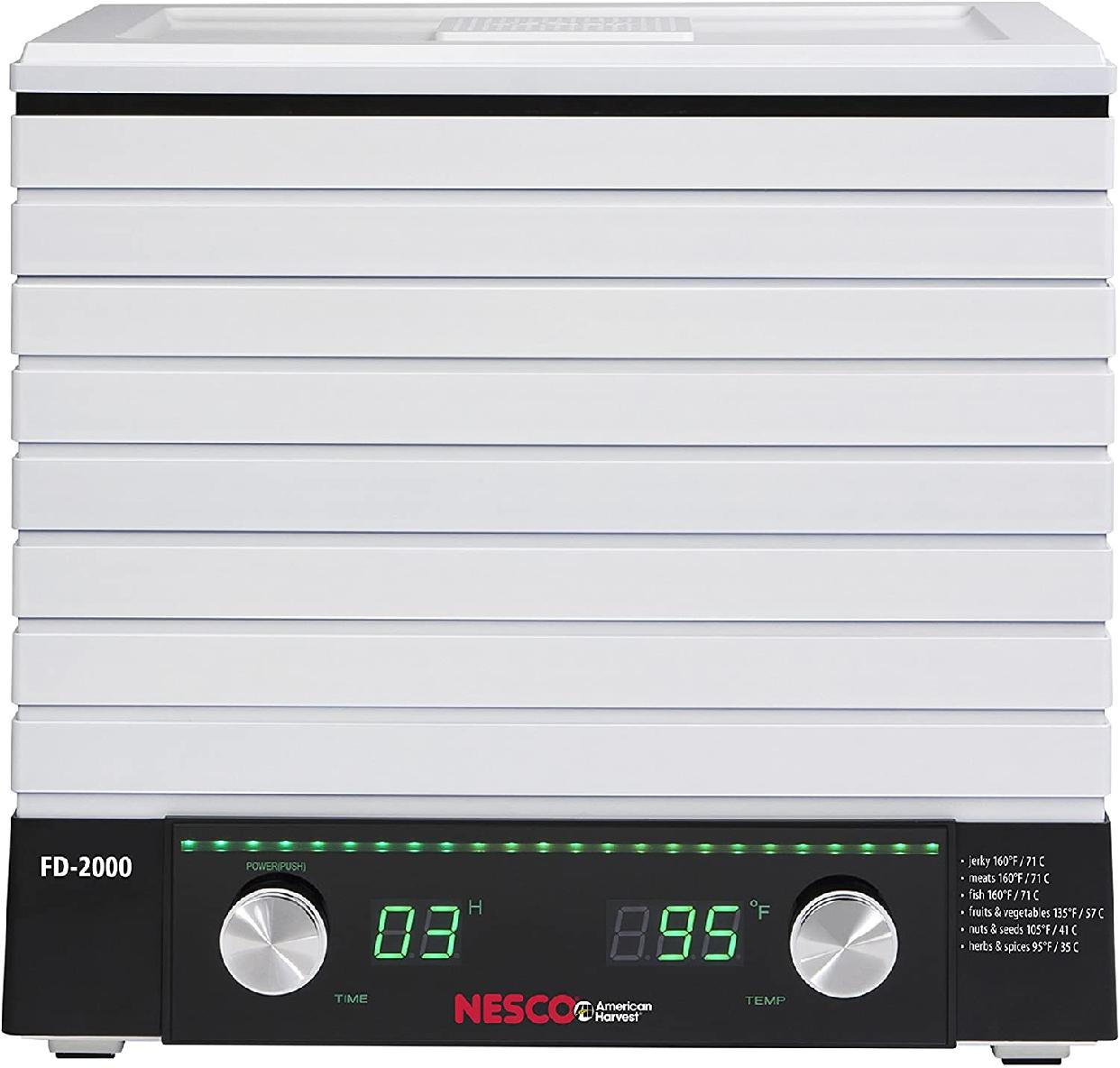 Nesco(ネスコ)食品乾燥機 フードディハイドレーター FD-2000の商品画像