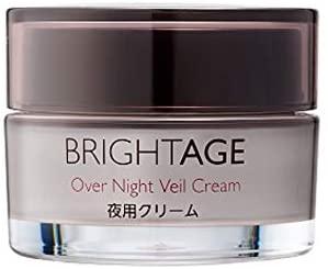 BRIGHTAGE(ブライトエイジ) オーバーナイト ヴェールクリームの商品画像
