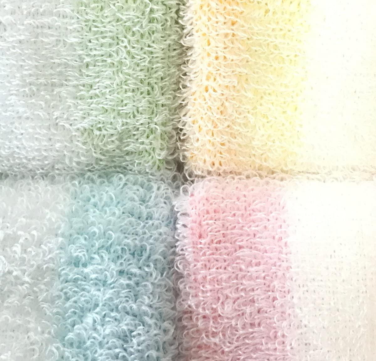 MARNA(マーナ) うさぎのしっぽのボディタオル B009の商品画像5