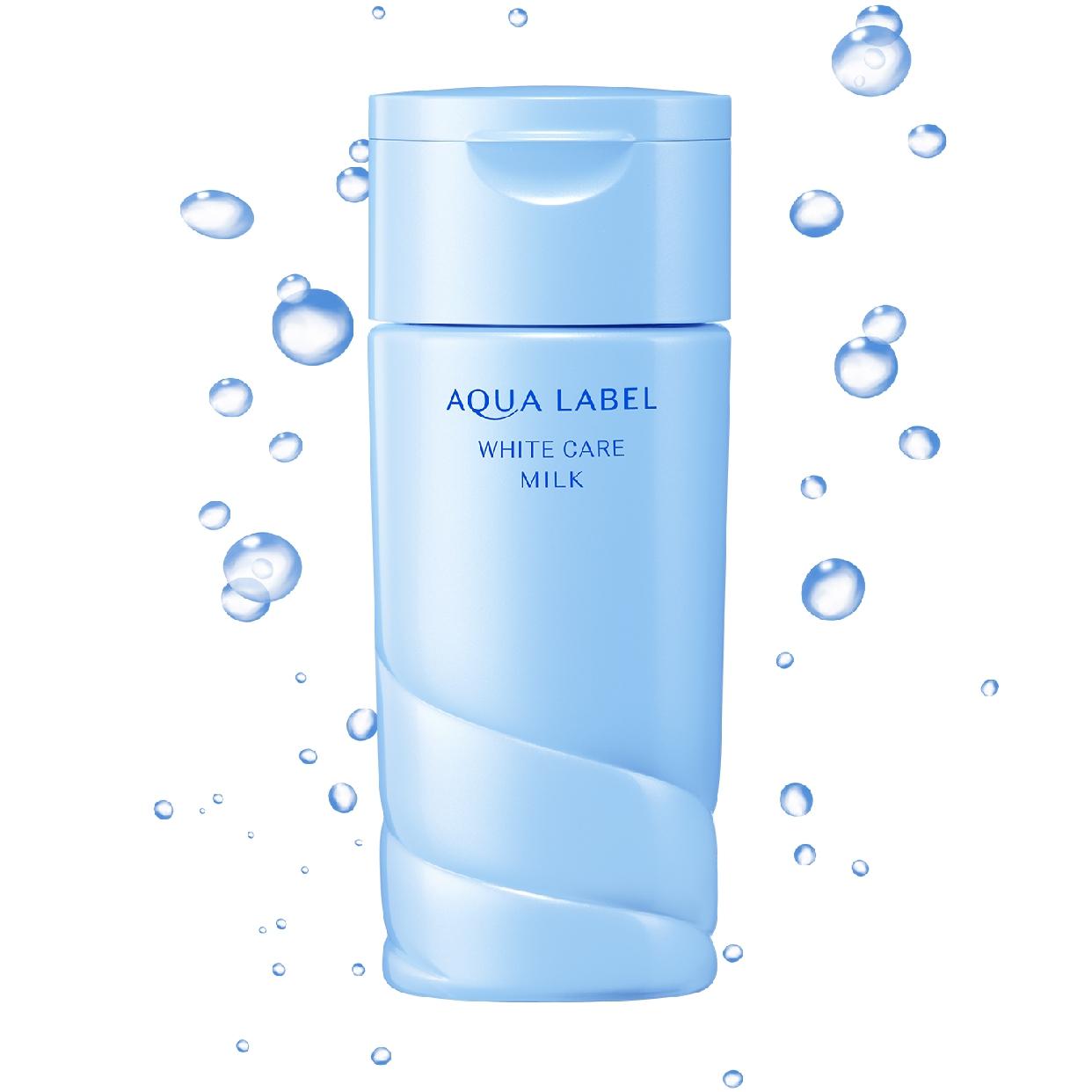 AQUALABEL(アクアレーベル) ホワイトケア ミルクの商品画像