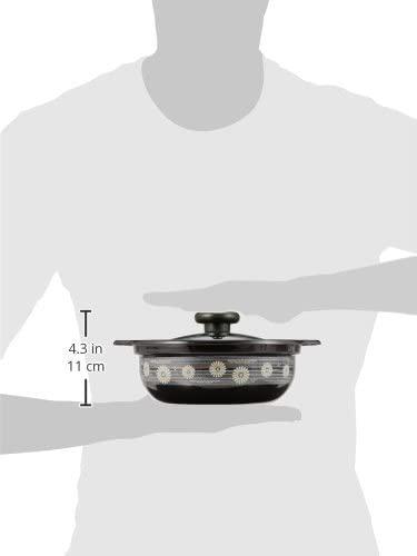 高木金属(タカギキンゾク)ホーローあじわい鍋 弥生18cm HA-Y18の商品画像5