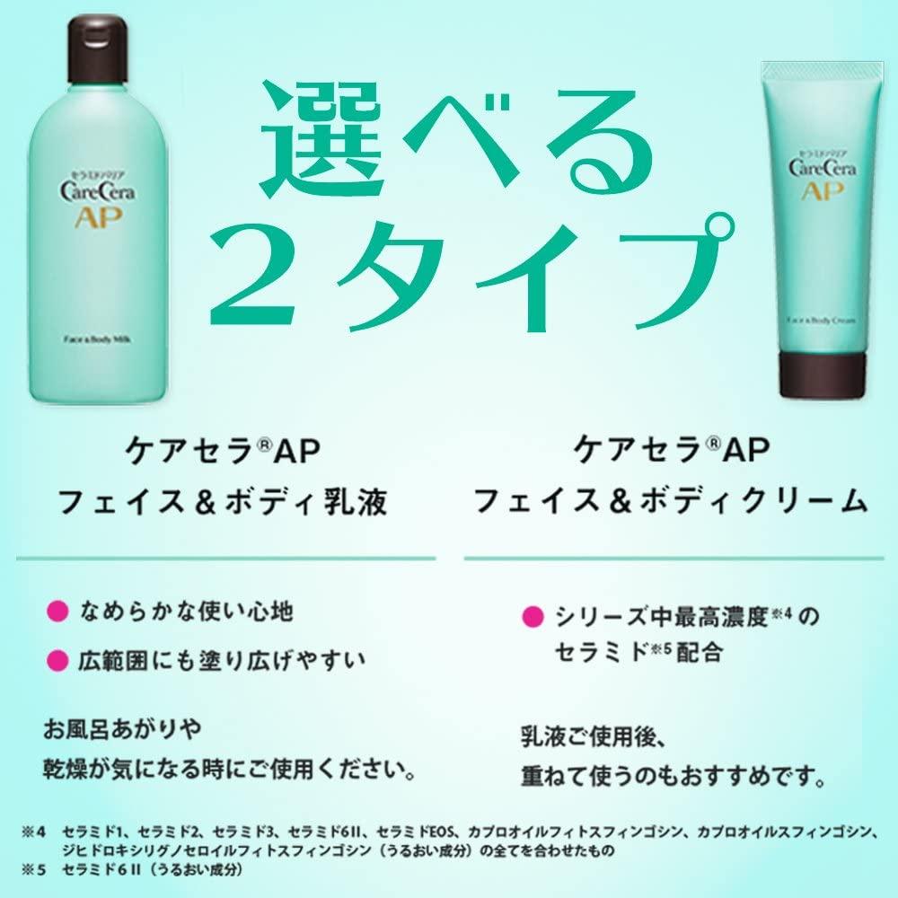 Care Cera(ケアセラ)APフェイス&ボディクリームの商品画像3