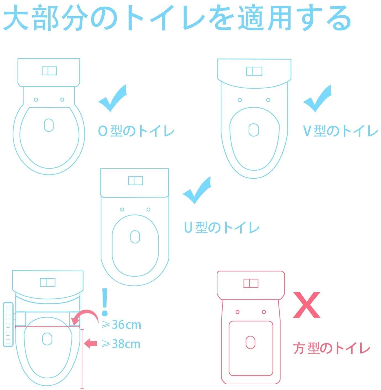 GrowthPic(グロウスピック) トイレトレーナー 補助便座の商品画像7
