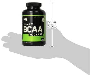 Optimum Nutrition(オプティマム ニュートリション) BCAA 1000 CAPSの商品画像7