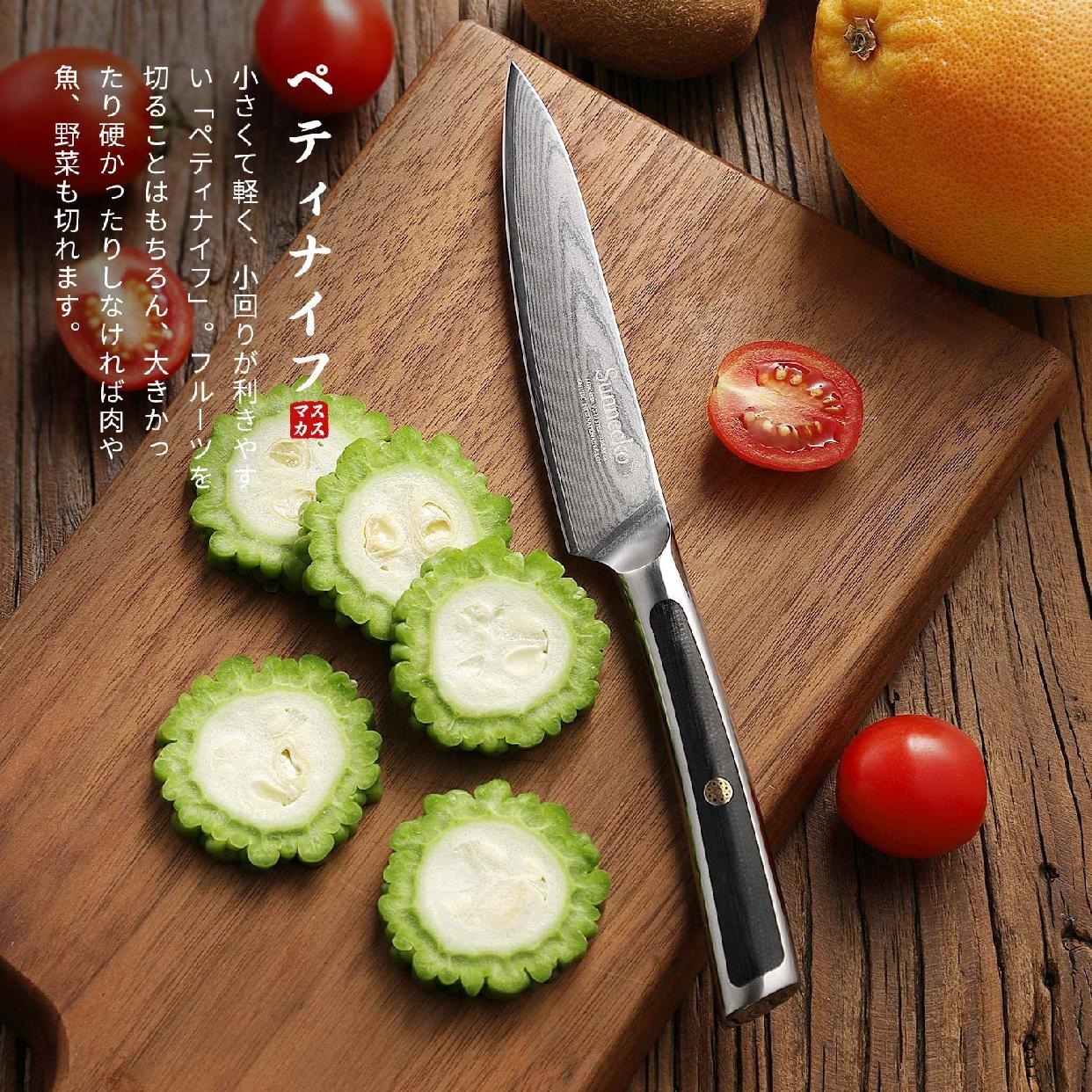 Sunnecko(サンネッコ) ペティナイフの商品画像2