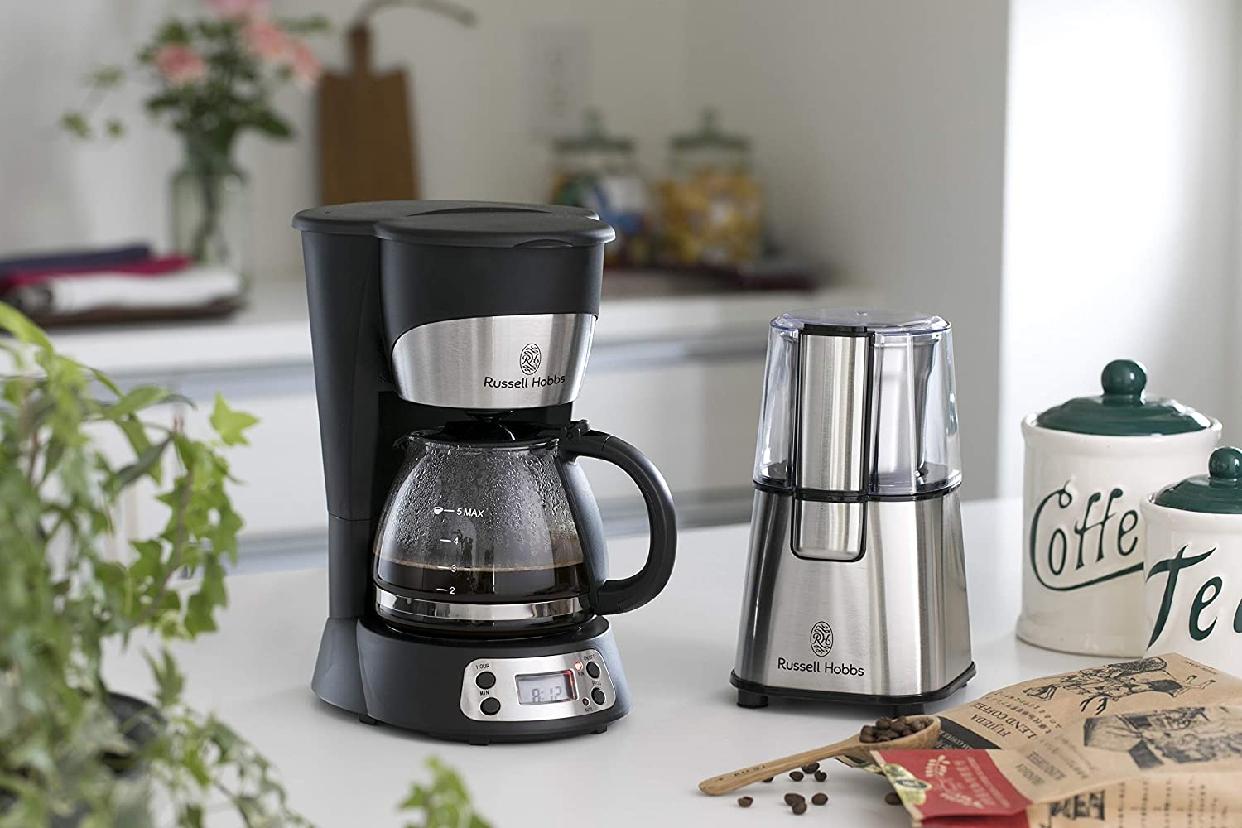 Russell Hobbs(ラッセルホブス) コーヒーグラインダー 7660JPの商品画像3