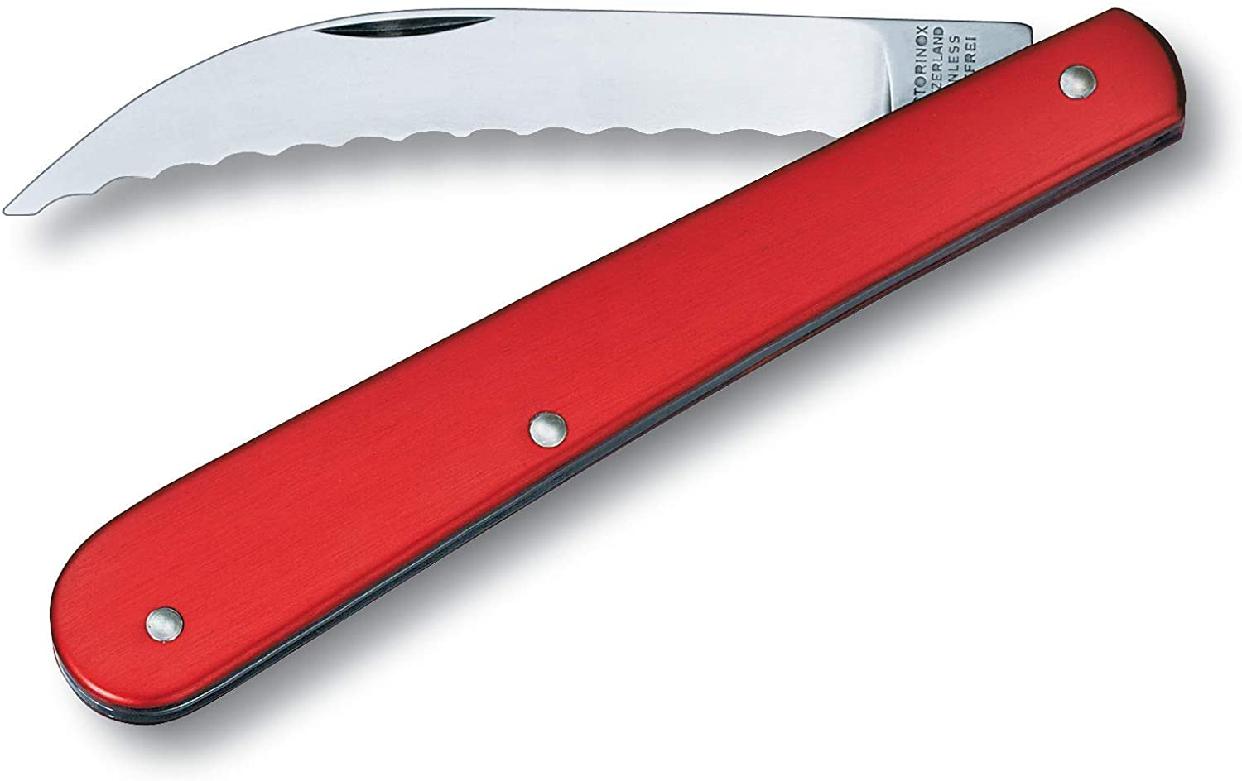 VICTORINOX(ビクトリノックス) ベーカーズナイフ レッドの商品画像