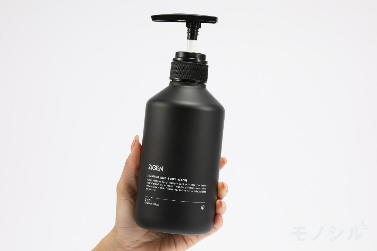 ZIGEN(ジゲン) シャンプー&ボディーソープの手持ちの商品画像