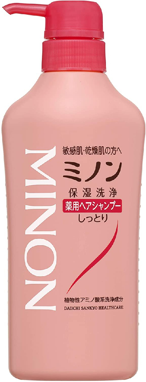 MINON(ミノン)薬用ヘアシャンプーの商品画像9