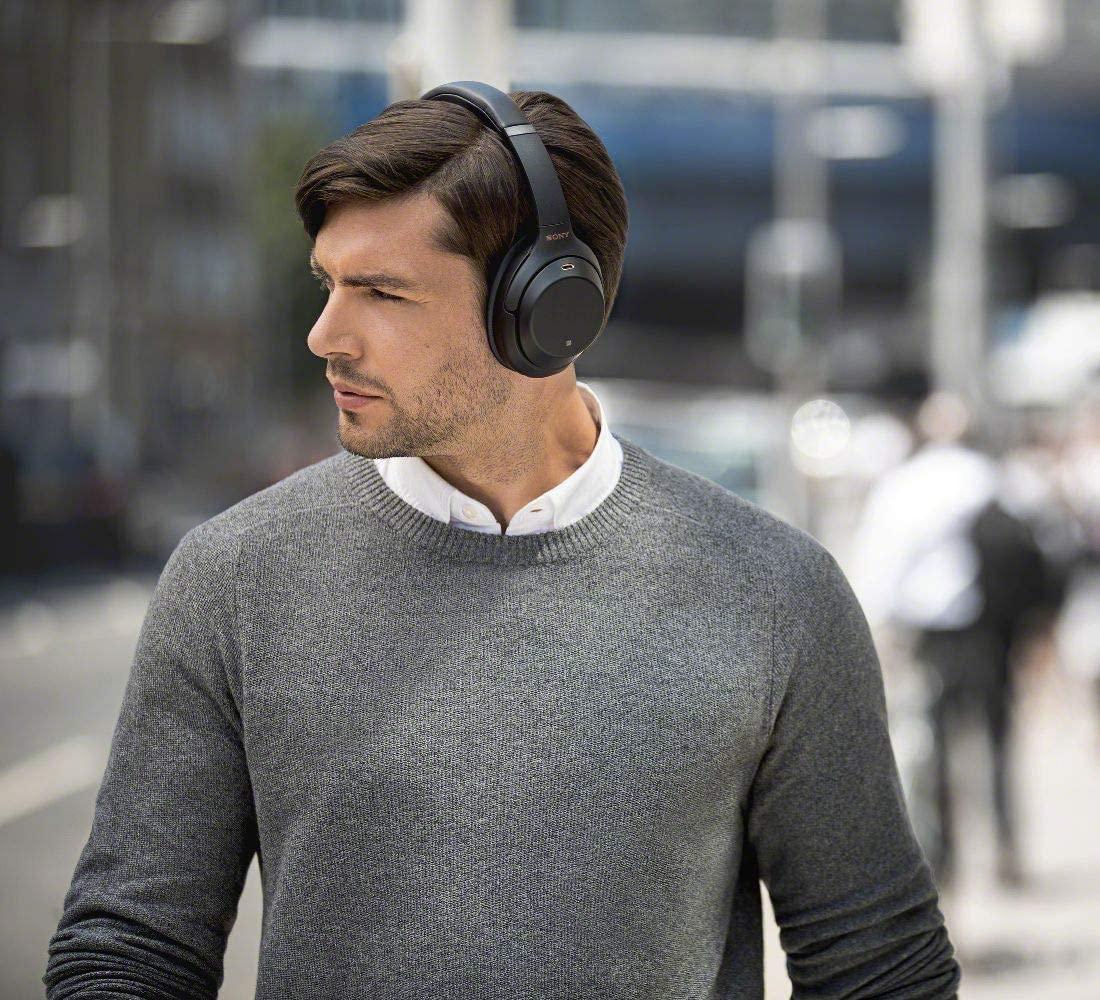 SONY(ソニー) ワイヤレスノイズキャンセリングステレオヘッドセット WH-1000XM3の商品画像5