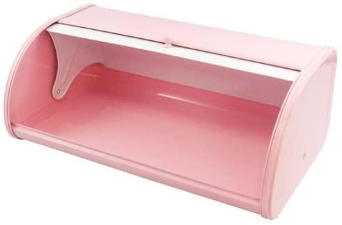 Country Heart One(カントリーハートワン) ストロベリー ロールアップブレッドボックスL(ピンク)DL907の商品画像3