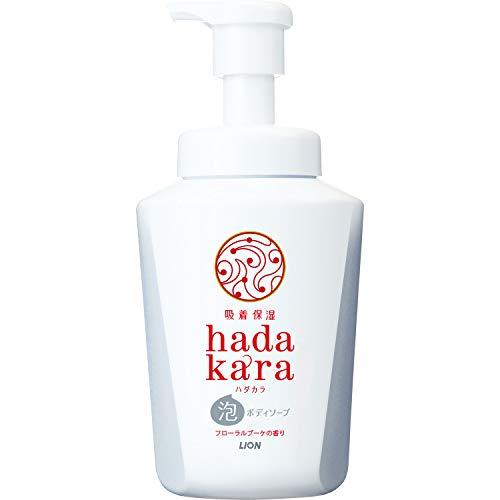 hadakara(ハダカラ) ボディソープ 泡で出てくるタイプ
