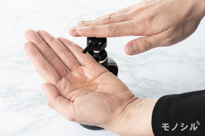 Hair Repro(ヘアリプロ)薬用スカルプ シャンプー (ノーマル&ドライ)の商品画像7