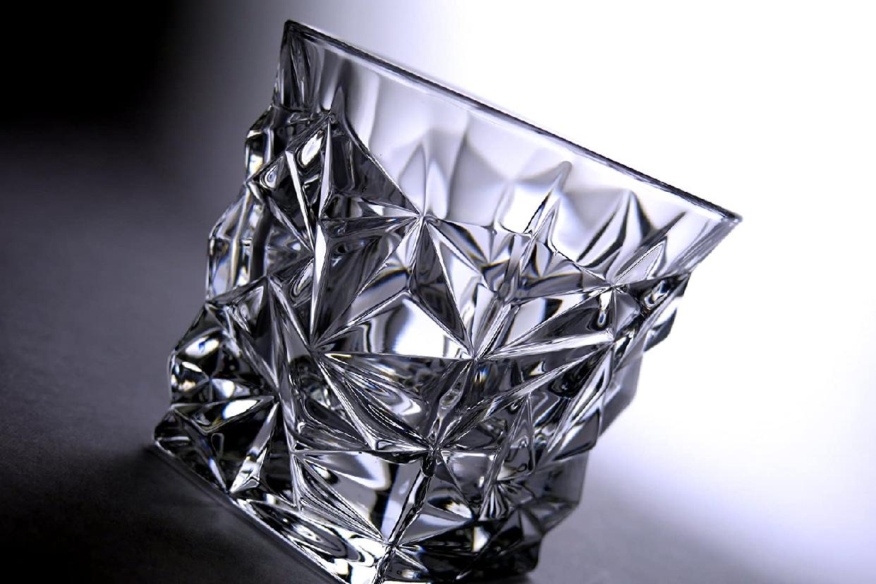 吉谷硝子(ヨシタニガラス) ボヘミアグラス グラシア 350 ml CZ-52の商品画像2