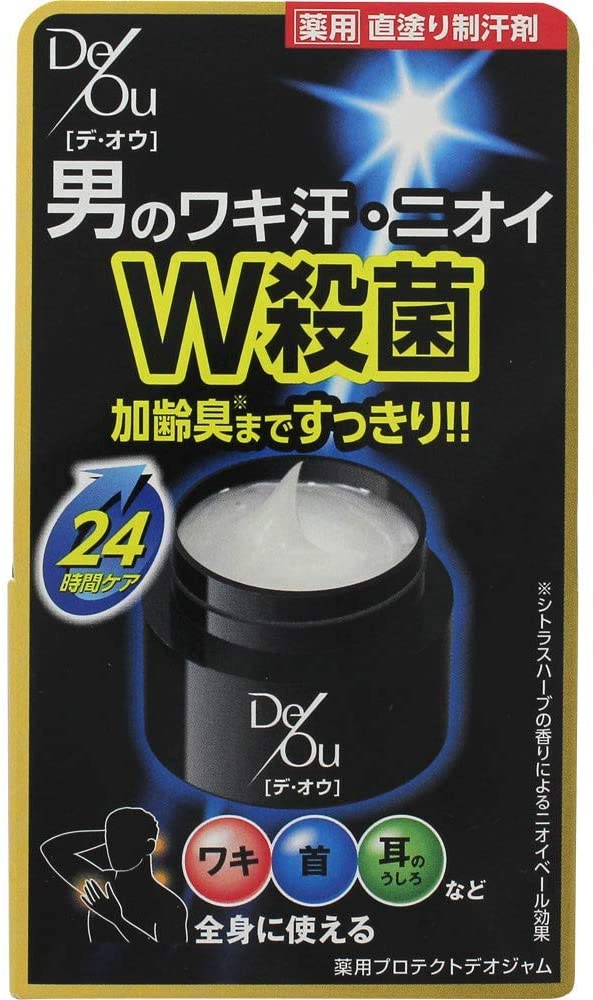De/Ou(デ・オウ) 薬用プロテクトデオジャムの商品画像