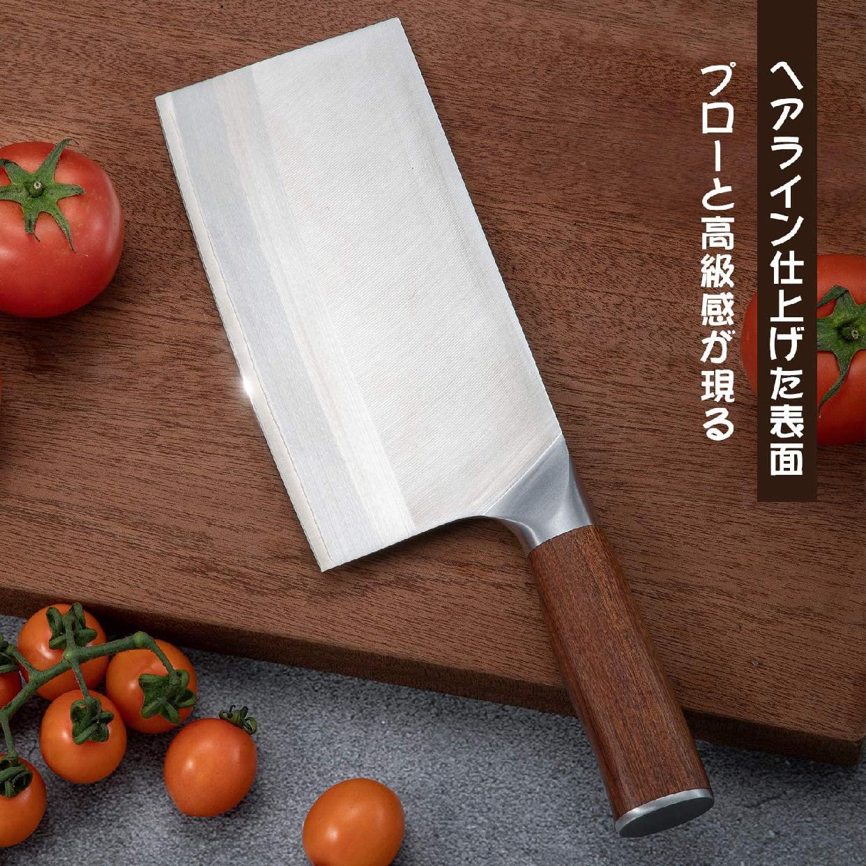 MUKAI(ムカイ) 中華包丁 29.5cmの商品画像4
