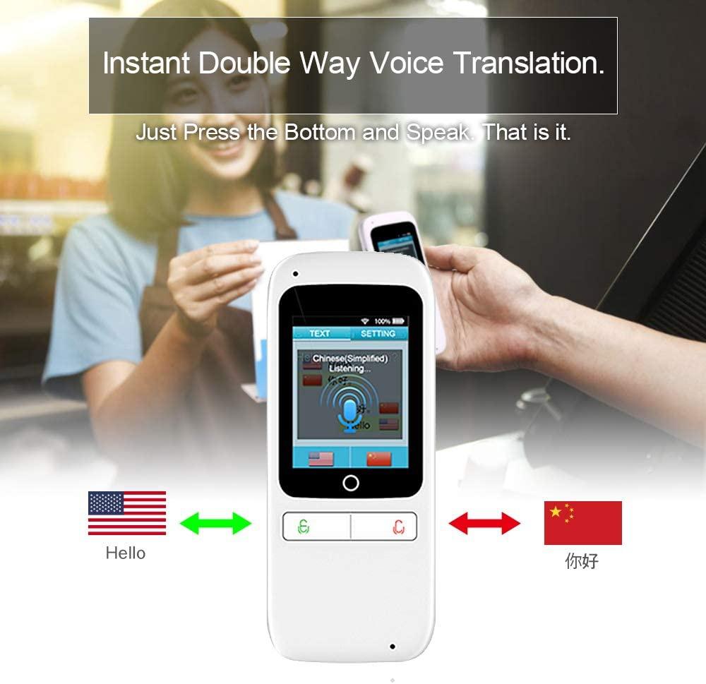 MARSHAL(マーシャル) Wi-Fi専用携帯翻訳機 MAL-TR01WHの商品画像6