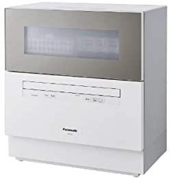 Panasonic(パナソニック) 食器洗い乾燥機 NP-TH3 シルキーゴールドの商品画像2