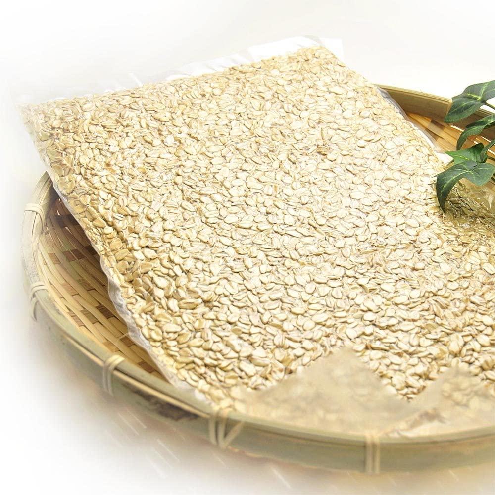 元気のたね オーガニック オートミール 無添加 オーツ麦の商品画像3