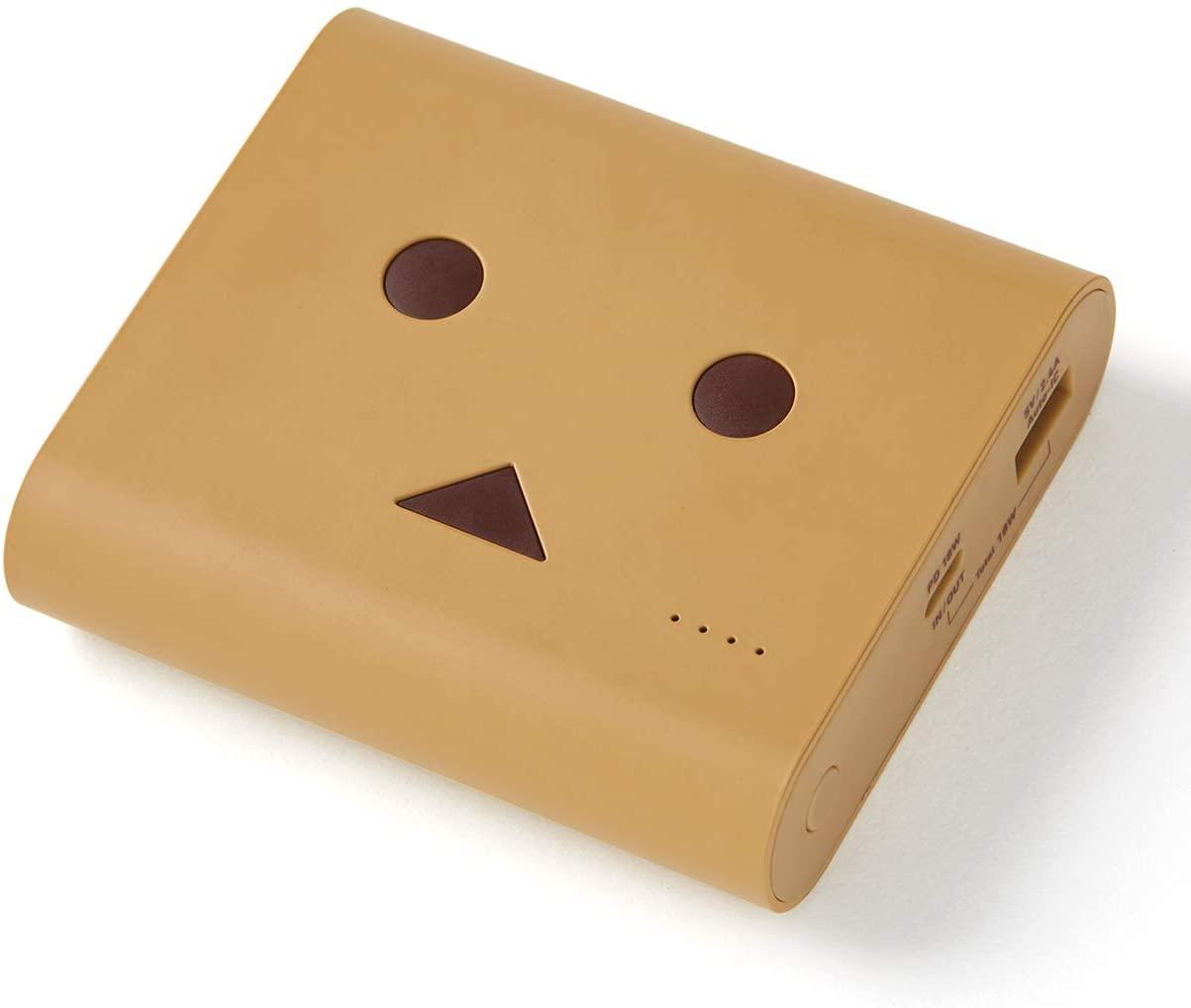 cheero(チーロ) モバイルバッテリー CHE-097-BRの商品画像