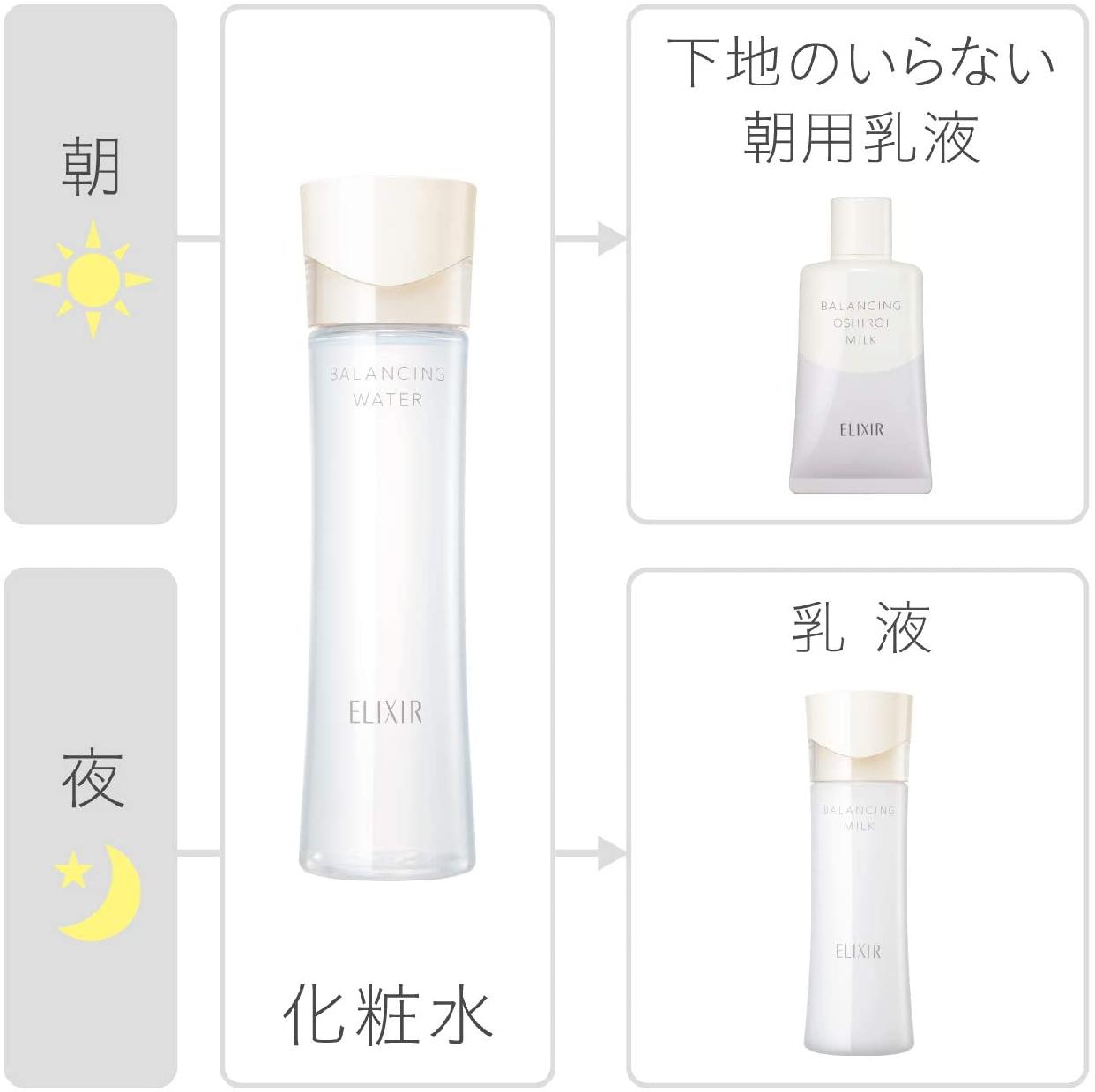 ELIXIR(エリクシール) ルフレ バランシング ミルク Ⅱの商品画像11