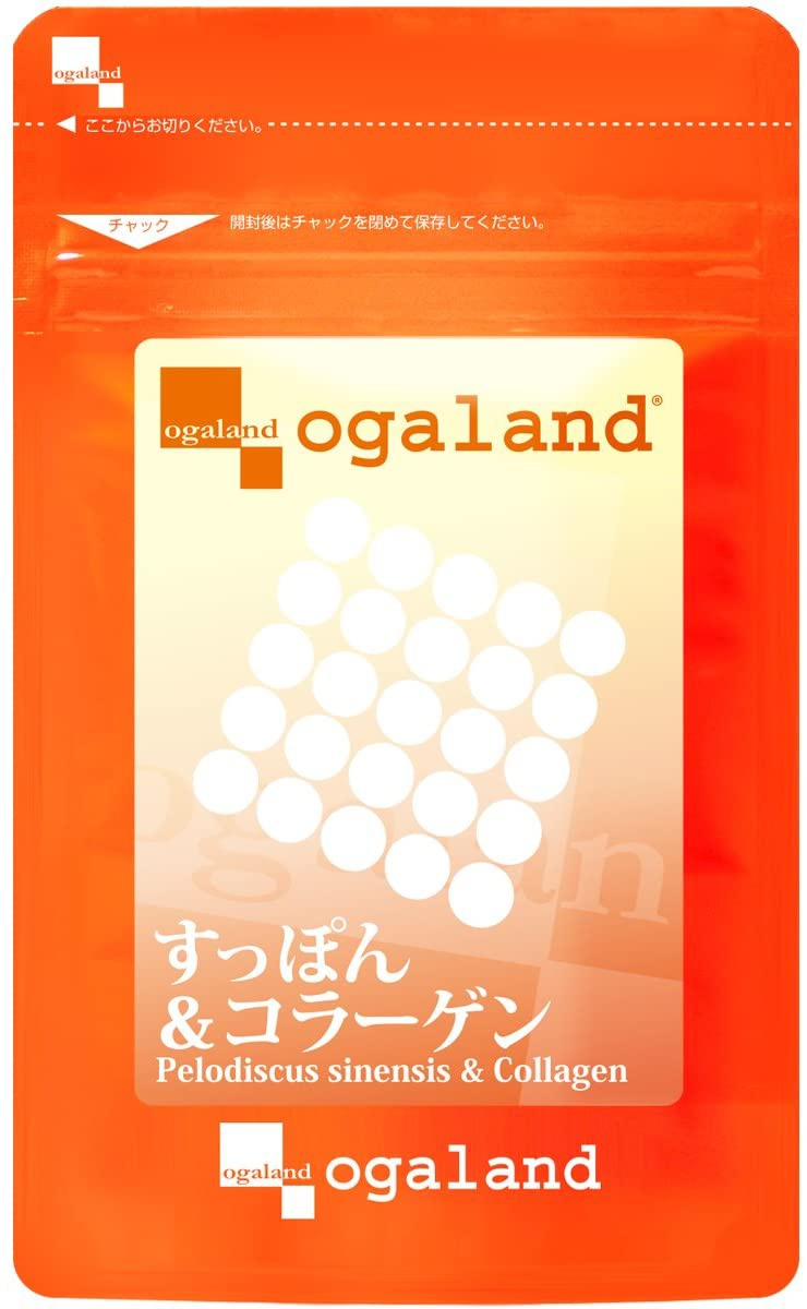 ogaland(オーガランド) すっぽん&コラーゲンの商品画像