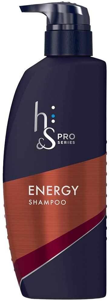 h&s(エイチアンドエス) PRO Series エナジーシャンプーの商品画像