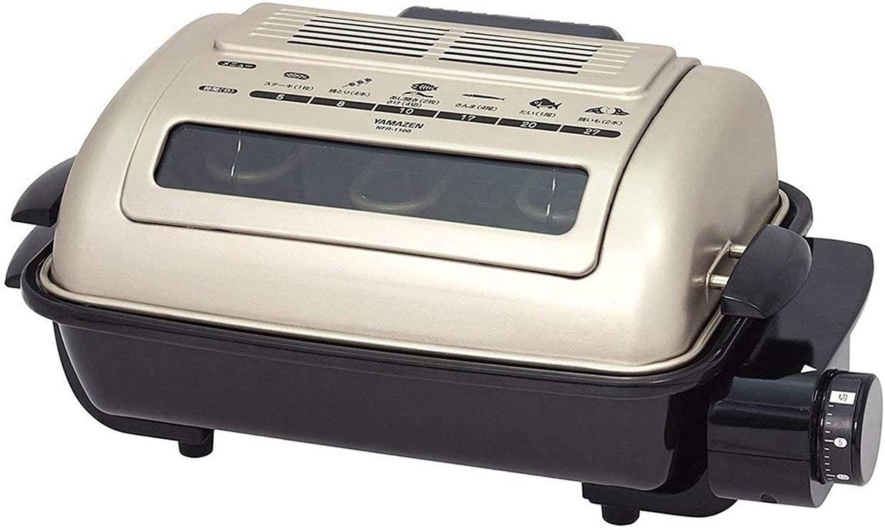 山善(YAMAZEN) ワイドグリル  NFR-1100の商品画像