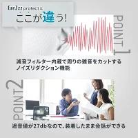 EarZzz(いやーずー) ノイズリダクション耳栓の商品画像12
