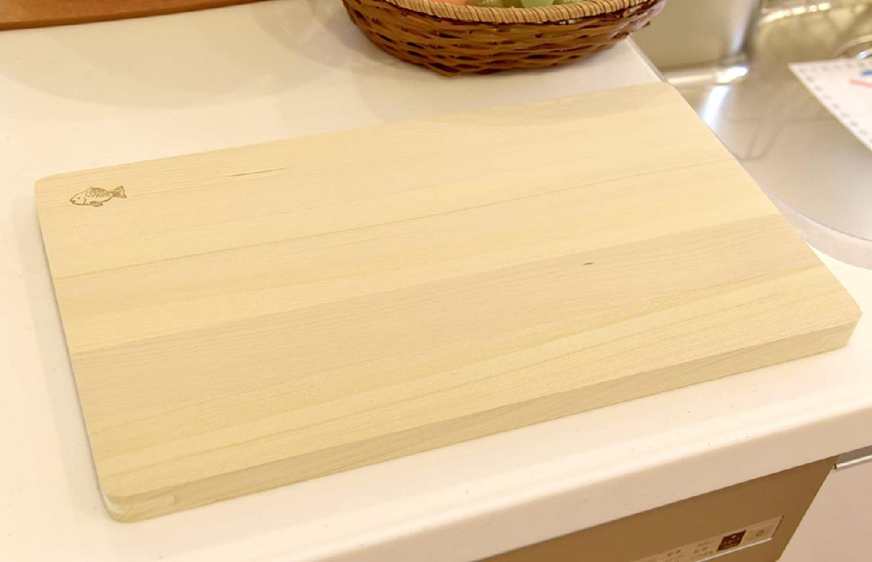 ウメザワ青森ひば まな板 40cm 590220の商品画像2