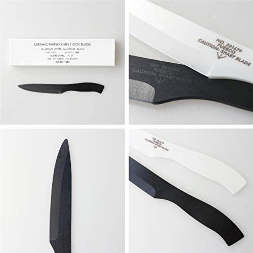 PUEBCO(プエブコ) Ceramic Paring Knife (ブラック)の商品画像3