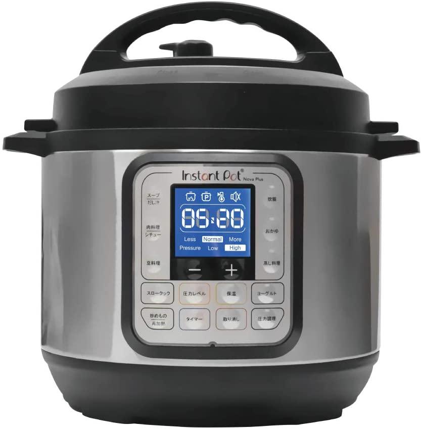 Instant Pot(インスタントポット)Nova Plus マルチ電気圧力鍋の商品画像