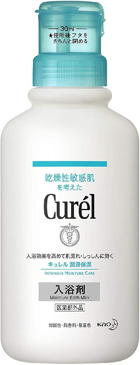 Curél(キュレル) 入浴剤の商品画像