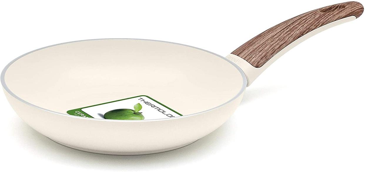 Greenpan(グリーンパン) グリーンパン ウッドビーシリーズ セラミック ノンスティックフライパンの商品画像