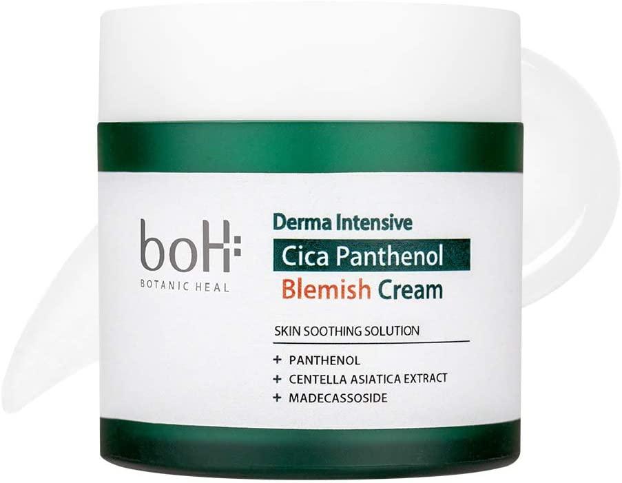 BOTANIC HEAL BOH(ボタニックヒールボ) ダーマインテンシブシカパンテノールブラミッシュクリーム