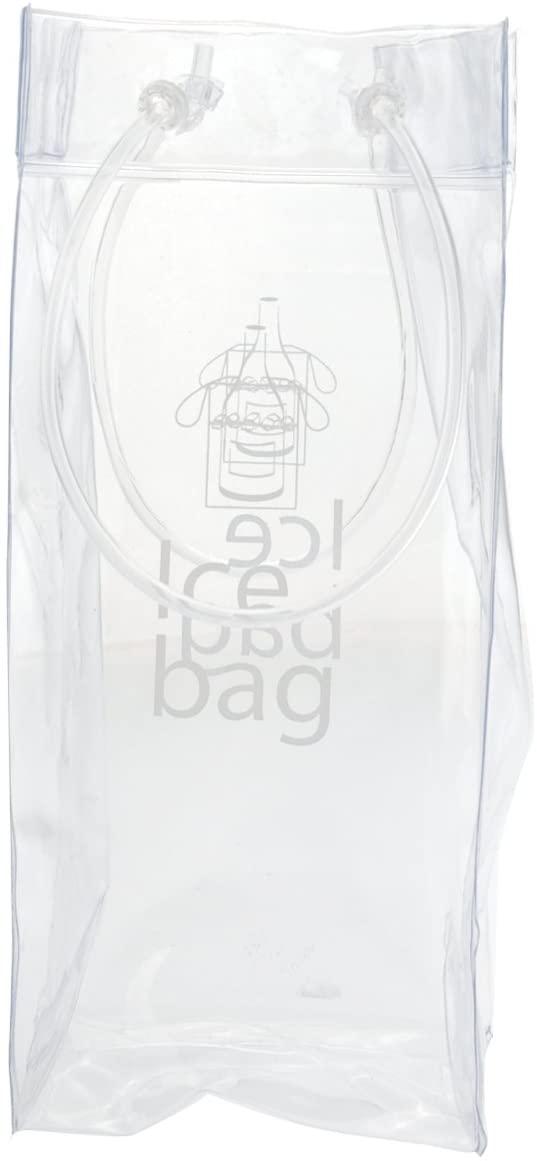 ROSENICE(ロゼニス) ハンドル付き クーラーワインバッグ クリアの商品画像3
