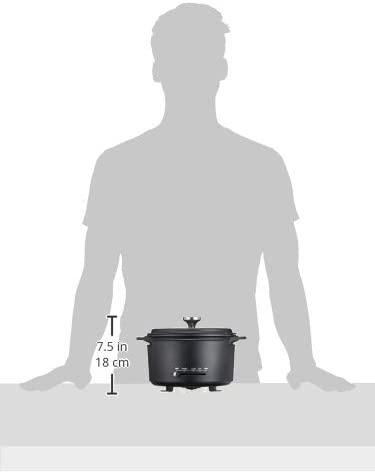 山善(YAMAZEN) 電気グリル鍋 EGD-D650(MB)の商品画像8