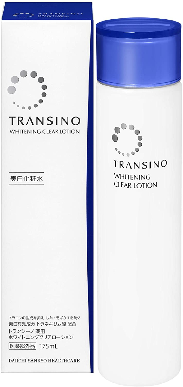 TRANSINO(トランシーノ) 薬用ホワイトニング クリアローションの商品画像5