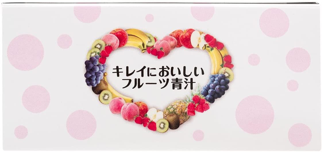 エムエムシー企画(えむえむしーきかく)キレイにおいしいフルーツ青汁の商品画像5