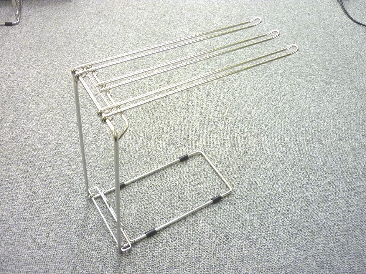 ASVEL(アスベル)ポゼ ステンレス ふきん掛けスタンドの商品画像4