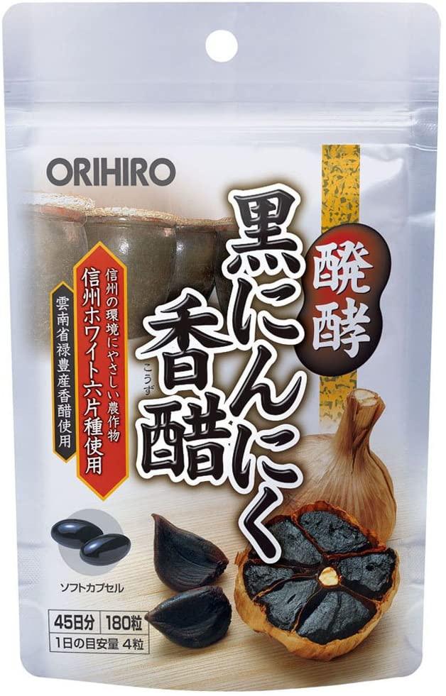ORIHIRO(オリヒロ) 醗酵黒にんにく香醋