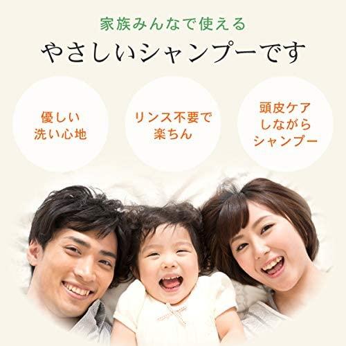 爽快柑(Sou Kai Kan) 薬用アミノ酸シャンプーの商品画像6