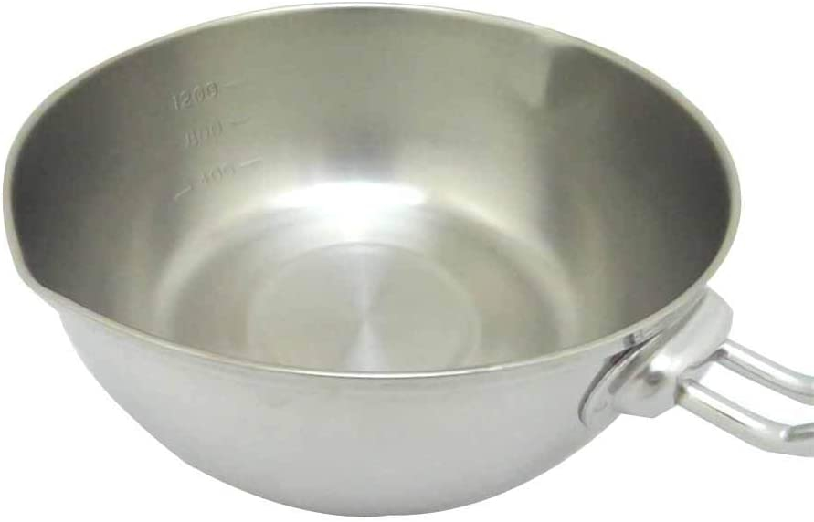 TKG(ティーケージー) 18-10 共柄三層鋼 雪平鍋(目盛付) AYK52018 シルバーの商品画像3