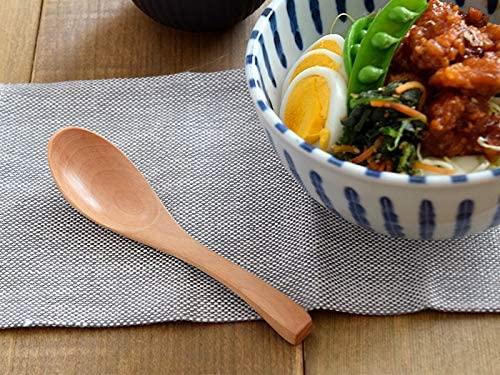 TABLE WARE EAST.(テーブルウェアイースト) 木製レンゲ ナチュラルな生活♪ (ハンドメイド) wh-K2-4004-0 ブラウンの商品画像8